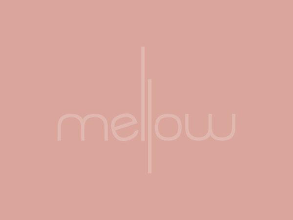 Mellow Cosmetics logo display